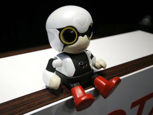 Japan Digital Life Home Robots (3)