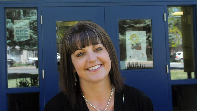 Denise DuFrene of Corbett Elementary was recently named one of the Principals of the Year.