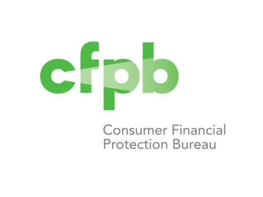 Undated image shows the Consumer Financial Protection