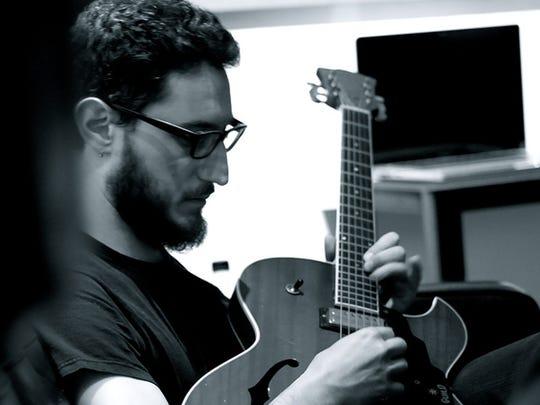 Adam Rubenstein will perform on Jan. 22 at the Hi-Fi.