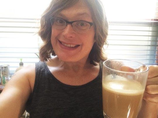 Lilly Wachowski shared a self portrait with Chicago's