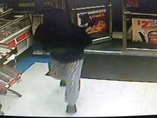 Canterbury store would-be robber
