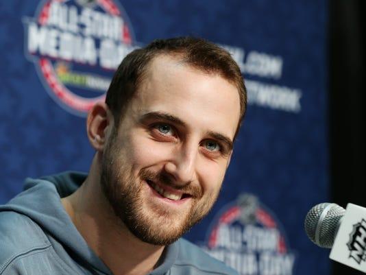2015 NHL All-Star Weekend - Media Availability