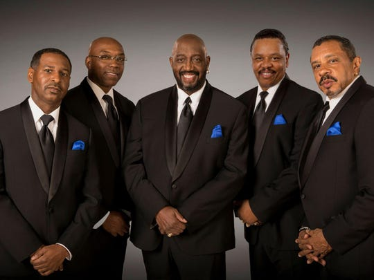 Catch the The Temptations on Friday and Saturday at the Andiamo Celebrity Showroom.