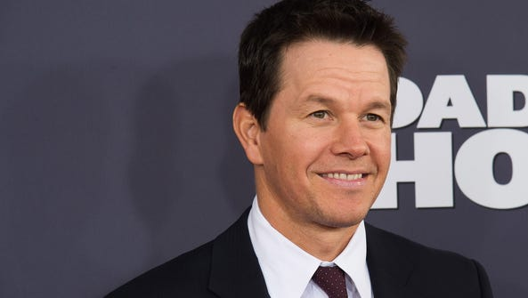 """Mark Wahlberg attends the premiere of """"Daddy's Home"""""""
