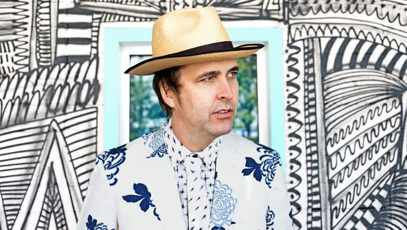 Chuck Prophet plays Southgate House Revival Friday,