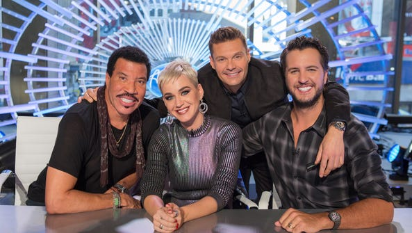 'American Idol' judges Lionel Richie, Katy Perry and