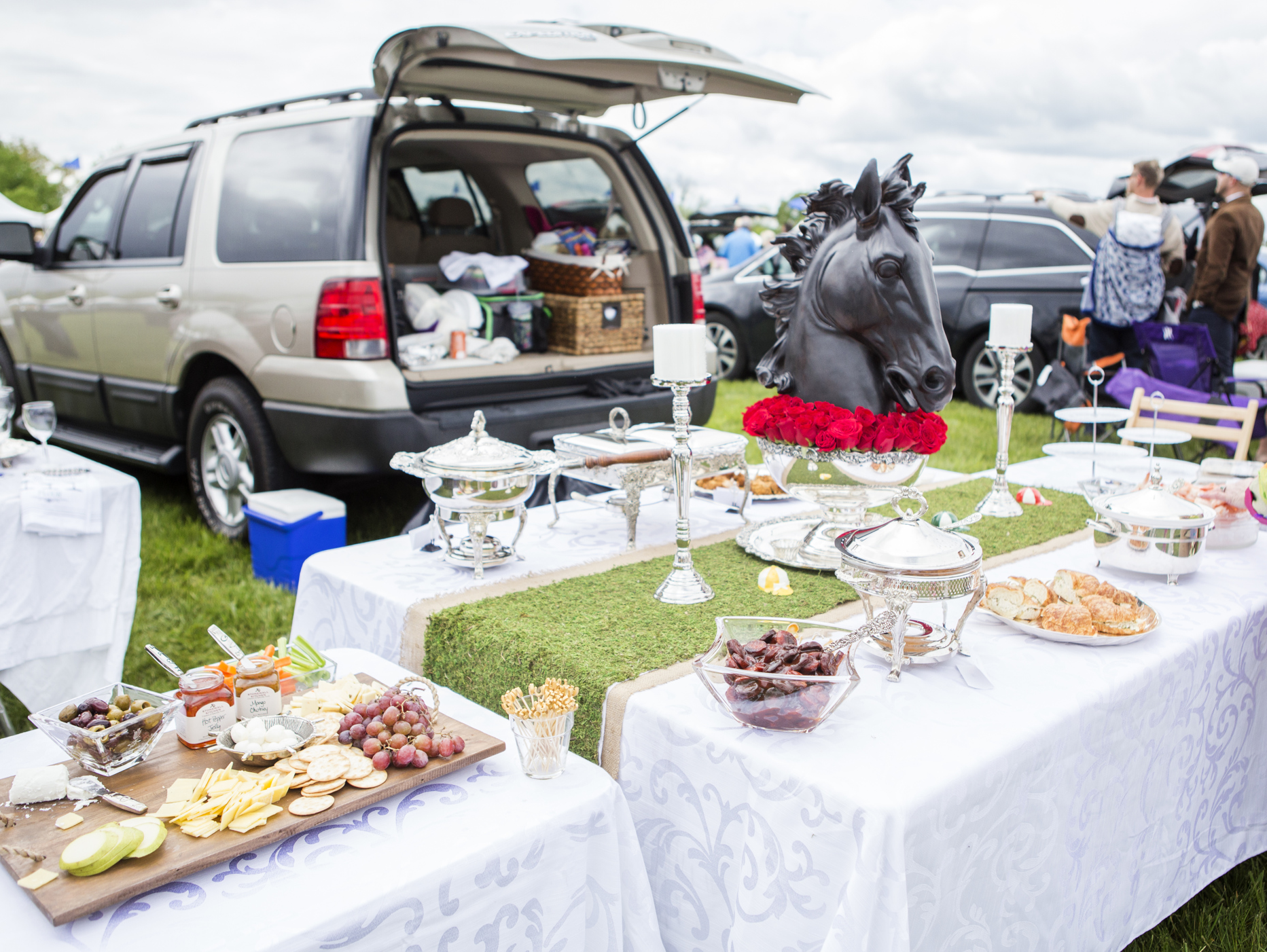 Insiders can enter to win a tailgate spot, 8 wristbands and catering package  4/18-4/25.