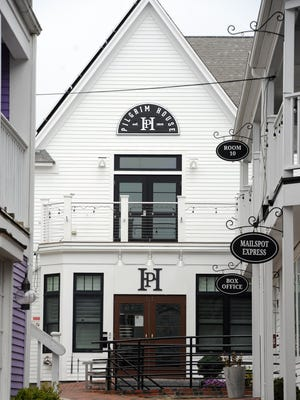 Neighbors of the Pilgrim House in Provincetown complained Tuesday to the town's Licensing Board about noise from outdoor shows at the venue.