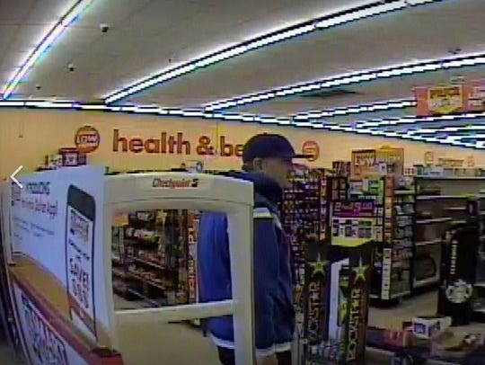 Police are asking for help identifying a suspect who