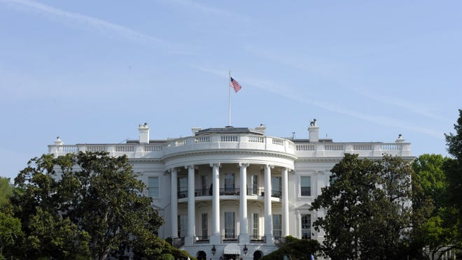 The White House. (AP Photo/Susan Walsh)
