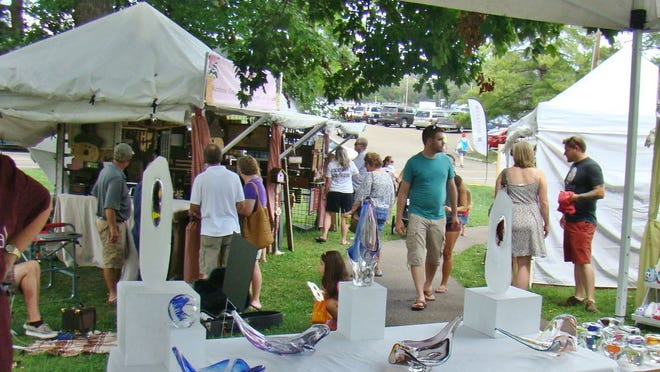 Due to the pandemic we are experiencing, the 2020 Salt Fork Arts & Crafts Festival has been canceled.