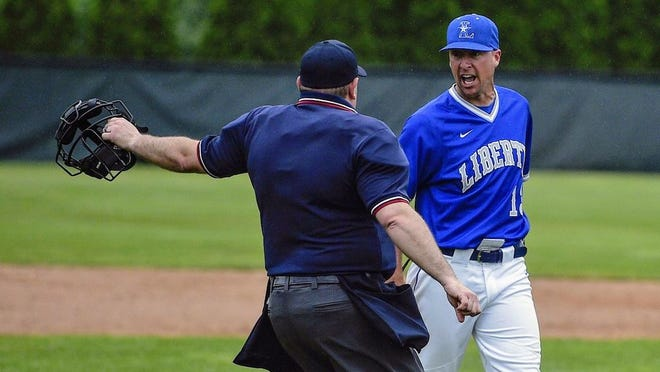 "Olentangy Liberty baseball coach Ty Brenning has reminded his players about following the new workout protocols even though their next season doesn't start until spring. ""You have to recreate some habits and make sure you're disciplined,"" he said."