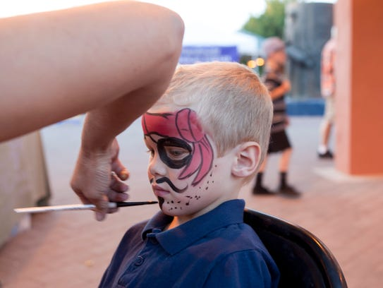 Every third Friday, downtown Chandler welcomes over