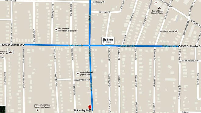 Boil water notice issued for this area in Jackson, Miss.