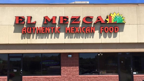 El Mezcal, 5720 Windy Drive in Stevens Point, is teaming