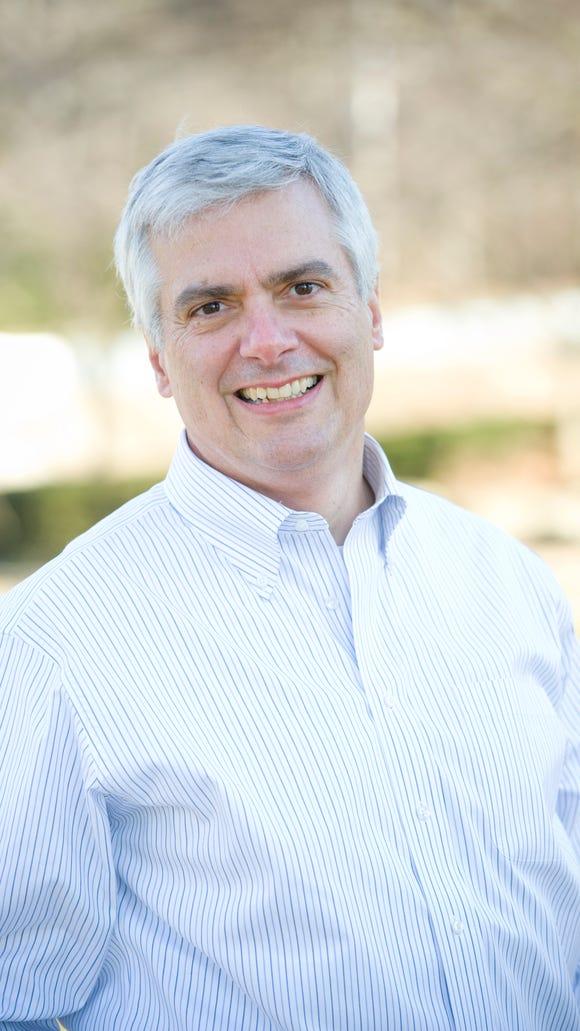 David McIntosh,  5th District Congressional Candidate