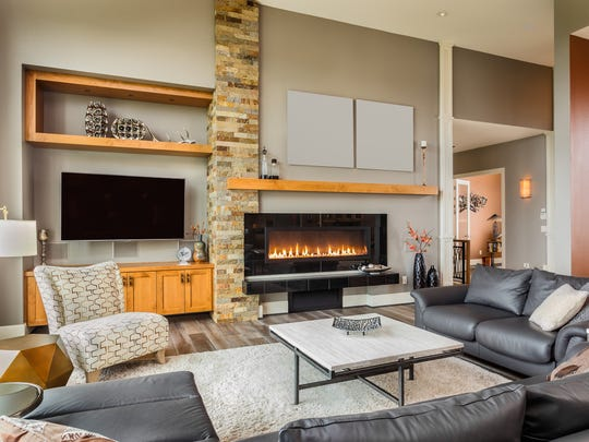 Soft music and a cozy fire promote even more emotional buy-in and make the home memorable.