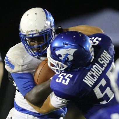 Woodmont High hosted Eastside during week 0 for Friday