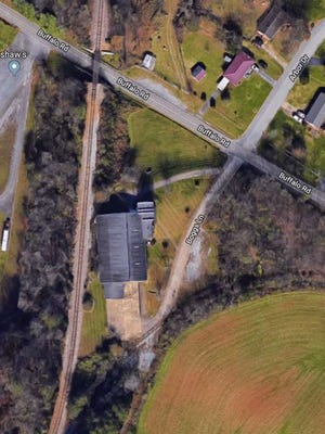 Lighting Resources is the large building in the center of the photo. It's located at 300 Boggs Lane, a private road that turns off of Buffalo Road. (Google via Johnson City Press)