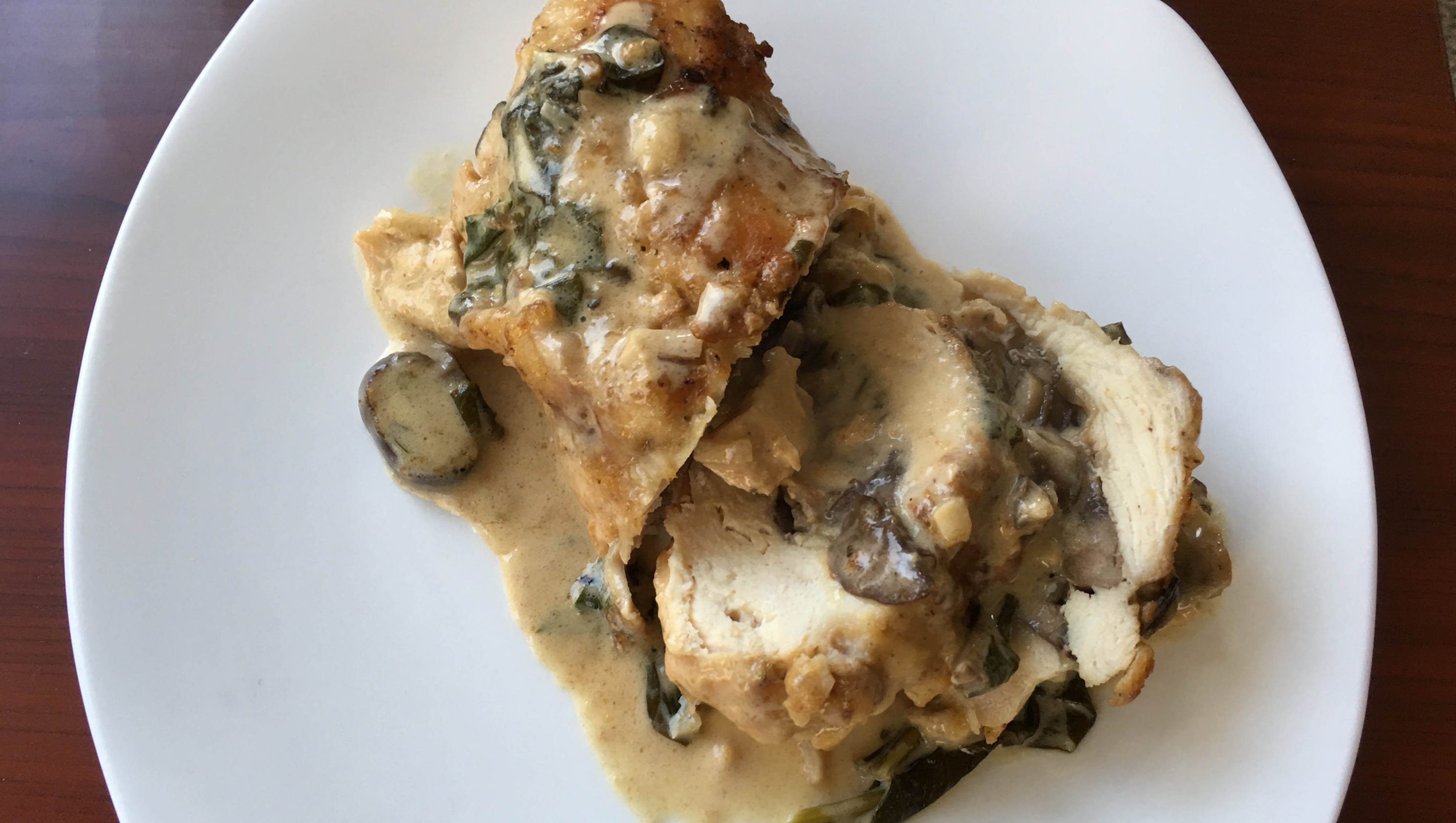 Chicken With Mushroom Recipes Food Network