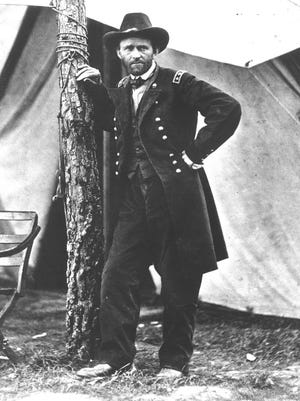 Ohio claims Gen. Ulysses S. Grant, who went on to become president.