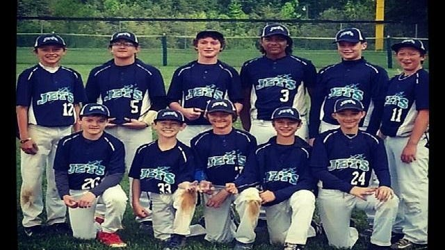 The Hominy Valley 12U Jets