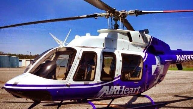 AIRHeart Air Ambulance