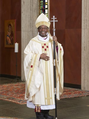 """Michael Curry, presiding bishop of the Episcopal Church USA, will bring his """"Jesus Movement"""" message to Springfield Sunday afternoon, his second stop of his """"Awakening the Spirit in West Missouri"""" visit."""