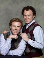 "Will Ferrell and John C. Reilly in ""Step Brothers."""
