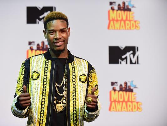 US-ENTERTAINMENT-MTV-MOVIE-AWARDS-PRESS-ROOM