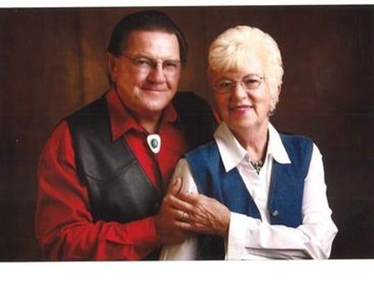 Anniversaries: Lyle Edblom & Nancy Edblom