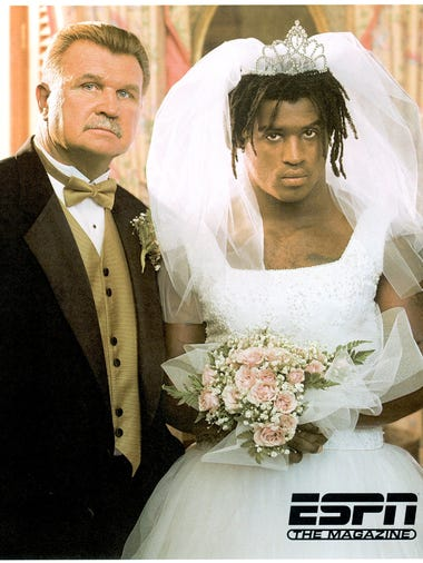 Image result for ricky williams ditka