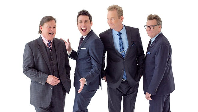 """Whose Live Anyway?"" serves up 90 minutes of improvised comedy and song – all based on audience suggestions."