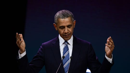 After year of 'bad news,' Obama shares stories to 'remind us what's best about America'