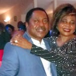 Couple celebrates 25th wedding anniversary