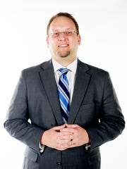 Justin Biggs, running for CC Seat 11 At-large