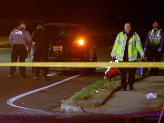 Lakewood Shorrock pedestrian fatality