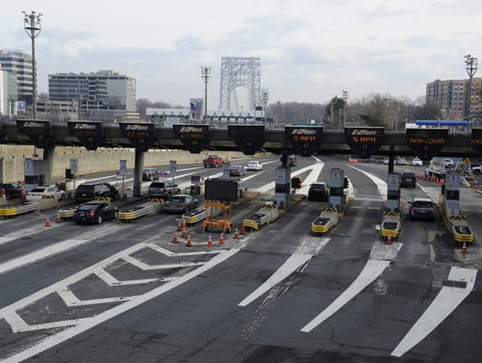 Fort Lee-Bridge Approach