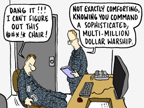 Jeff Bacon, Navy Times — freelance