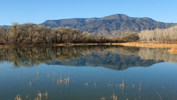 Dead Horse Ranch State Park boasts 20 acres of lagoons and a network of trails, making it a popular destination for anglers, picnickers, birders, hikers and bikers.