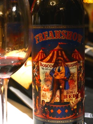 The Freakshow Cabernet proves that good wine doesn't have to be pretentious.