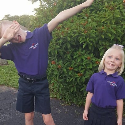 Participate with us: Share your first day of school photos