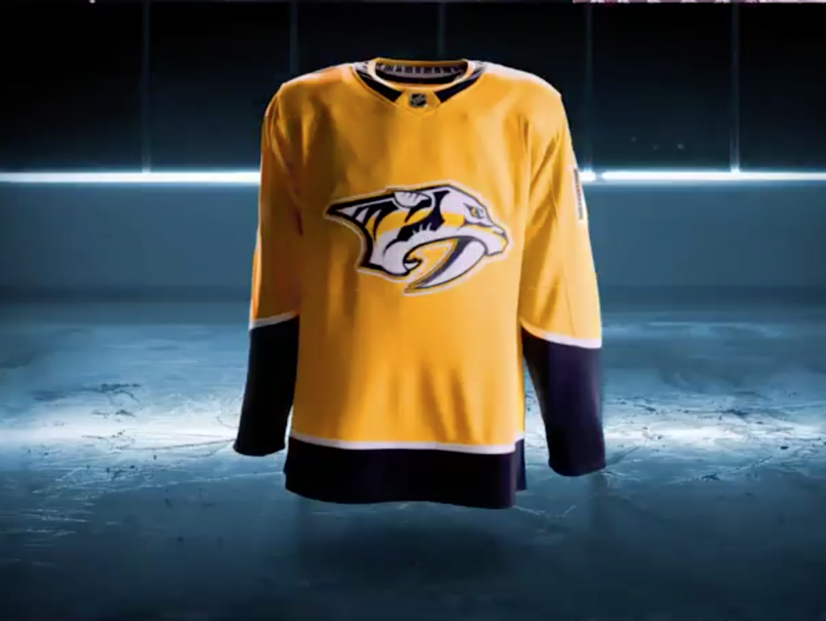 012ef33b44d ... best price see the nashville predators updated jerseys as part of nhl  adidas makeover f2231 2b3b3