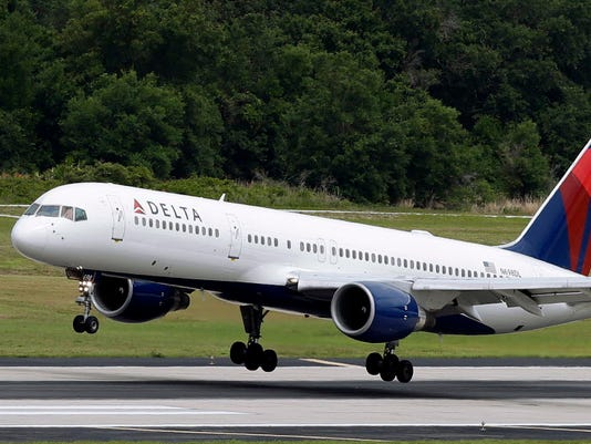 AP EARNS DELTA F FILE A USA FL