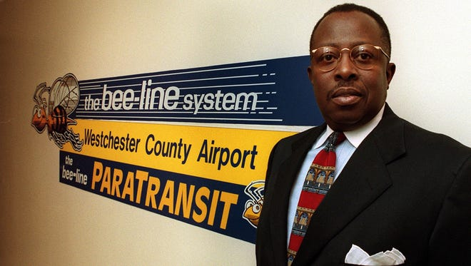 Lawrence Salley, pictured here in 1999, served as Westchester's Department of Transportation commissioner from 2000 to 2010.