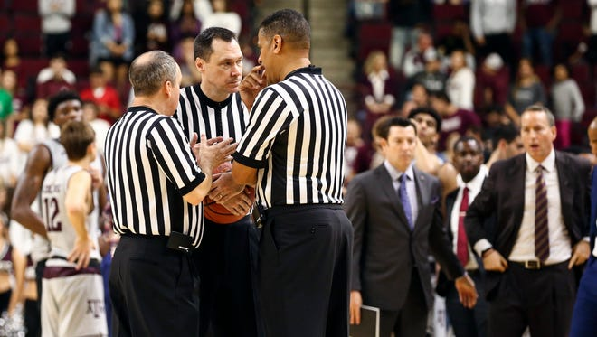 The NIT will be used to experiment with rules involving team fouls.