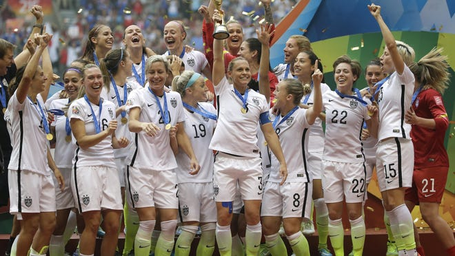 Maybe this World Cup proved once and for all that women's greatness as athletes is just as special as men.