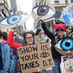 Trump's self-dealing tax plan: Our view