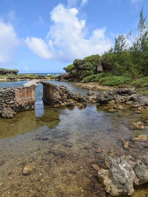 Inarajan Pools as seen on Sept. 8, 2014.